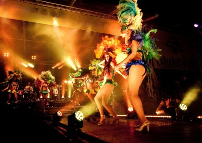 Bonetti Music Band plus Samba Danseressen